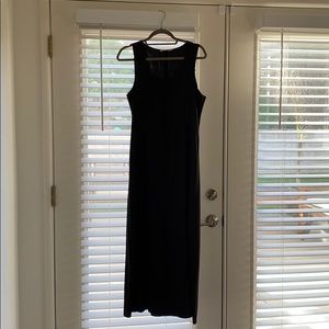 MOVING SALE T Alexander Wang Black Silk Dress